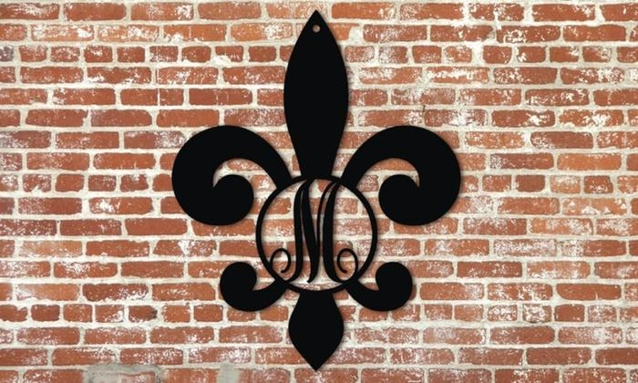Metal Unlimited – 45% Off | Groupon For Fleur De Lis Metal Wall Art (Image 15 of 20)