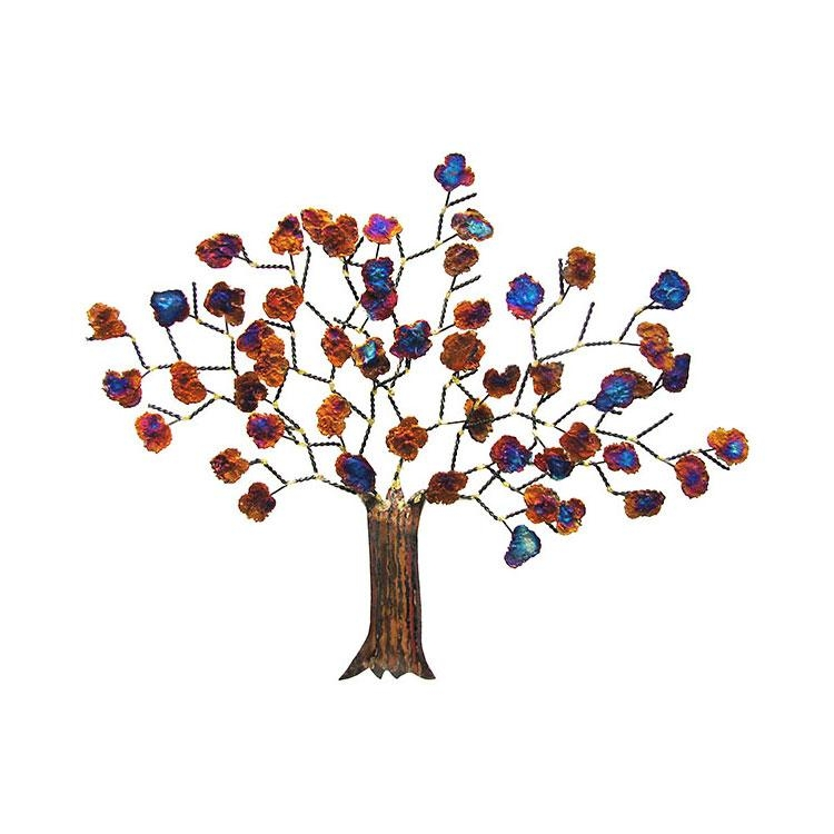 Metal Wall Art Collection – Tree Of Life – Mwa01 Inside Mexican Metal Wall Art (View 2 of 20)
