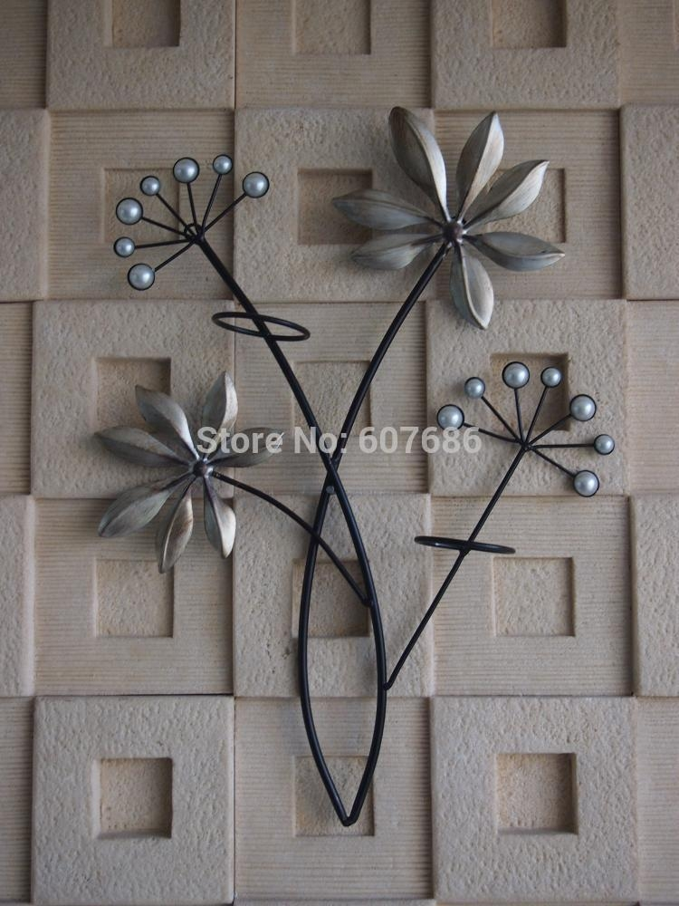 Metal Wall Art Decor 2 | Roselawnlutheran Pertaining To Cheap Metal Wall Art (View 15 of 20)