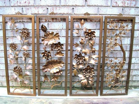 Metal Wall Art Panels (View 5 of 20)