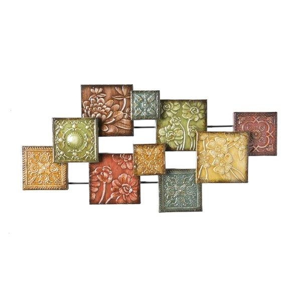 Metal Wall Art – Wall Décor Within Metal Wall Art (View 11 of 20)