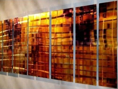 Metal Wall Artworkash Carl Throughout Ash Carl Metal Art (View 4 of 20)