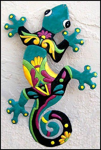 Mexican Metal Garden Art – Gardening Ideas In Mexican Metal Yard Wall Art (Image 14 of 20)