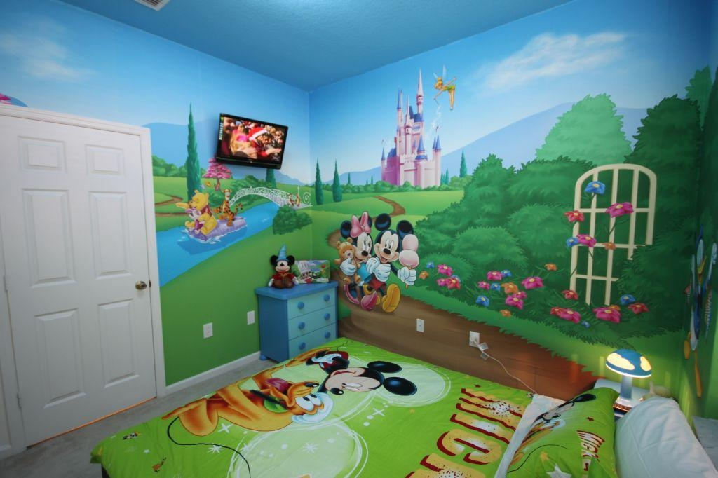 Mickey Mouse Wall Art Ideas — Unique Hardscape Design : Mickey With Regard To Mickey Mouse Clubhouse Wall Art (View 16 of 20)