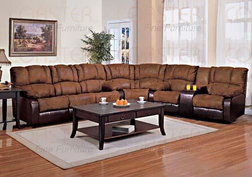 Microfiber Sectional Sleeper Sofa – Microfiber Sectional Sleeper In Microfiber Sectional Sofas (View 18 of 20)