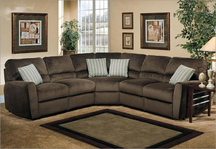 Microfiber Sectional Sofa : Cozy Microfiber Sectional Sofa – Home In Microfiber Sectional Sofas (View 5 of 20)