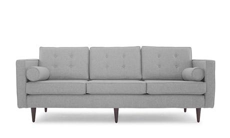 Mid Century Modern Sofas And Sectionals | Joybird Throughout Low Height Sofas (Image 13 of 20)