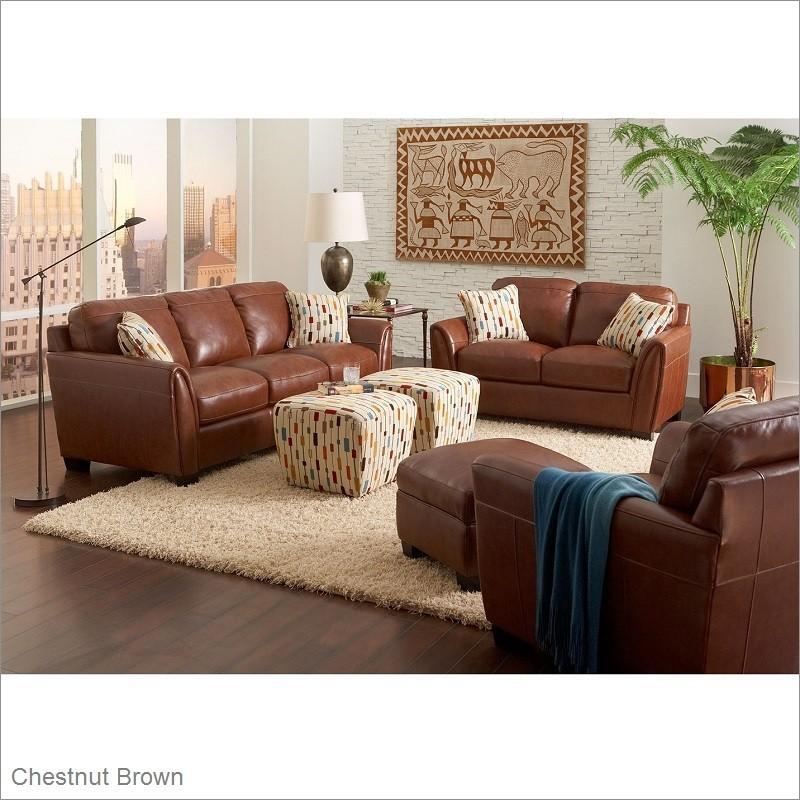 Midtown Leather Sofasimon Li Furniture J049 30 5H Sp0J With Simon Li Loveseats (Image 6 of 20)