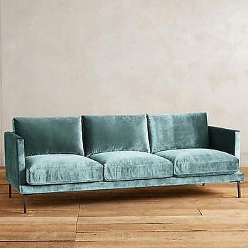 Mint Green Velvet Sofa – Products, Bookmarks, Design, Inspiration With Regard To Mint Green Sofas (View 6 of 20)