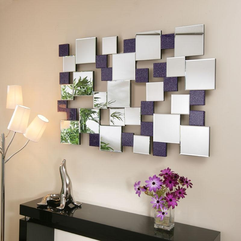 Mirror Wall Art For Your Amazing Wall | Beautiful House Intended For Mirrors Modern Wall Art (Image 10 of 20)
