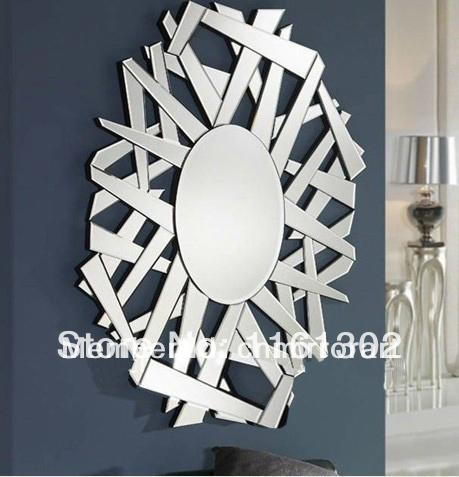 Mirror Wall Art | Roselawnlutheran Intended For Modern Mirror Wall Art (View 5 of 20)
