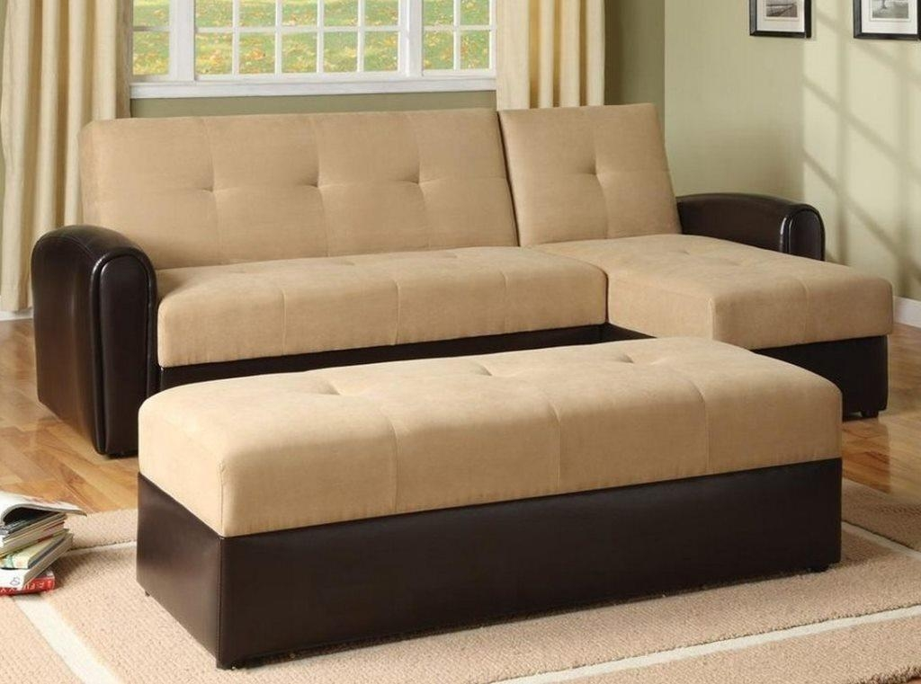 Modern And Sophisticated Full Size Sofa Bed — Home Design Inside Full Size Sofa Beds (View 15 of 20)