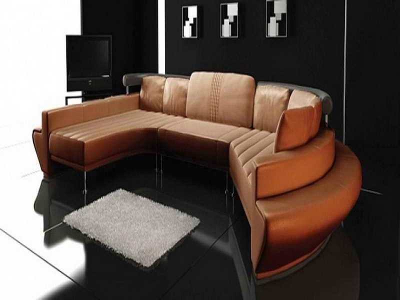 Modern Contemporary Sectional Sofas For Small Spaces | All Throughout Small Modern Sofas (View 14 of 20)