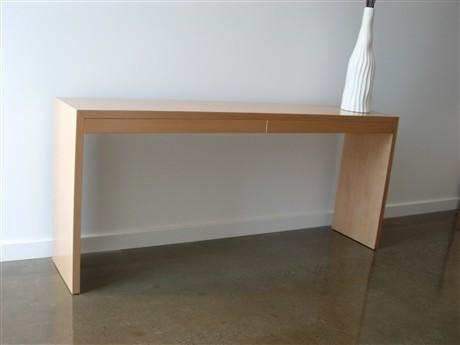 Modern Sofa Table Pertaining To Slim Sofa Tables (Image 12 of 20)