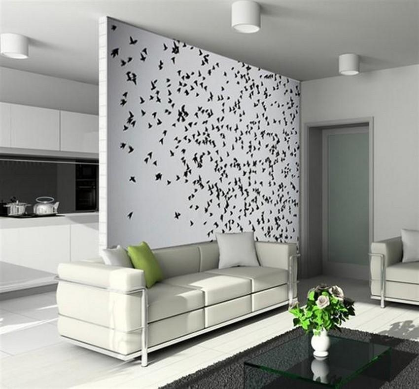 Modern Wall Art Designs For Living Room | Diy Home Decor With Regard To Wall Art For Living Room (Image 14 of 20)