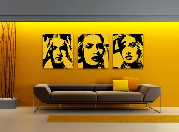 Modern Wall Art | Shoise For Unique Modern Wall Art (View 6 of 20)