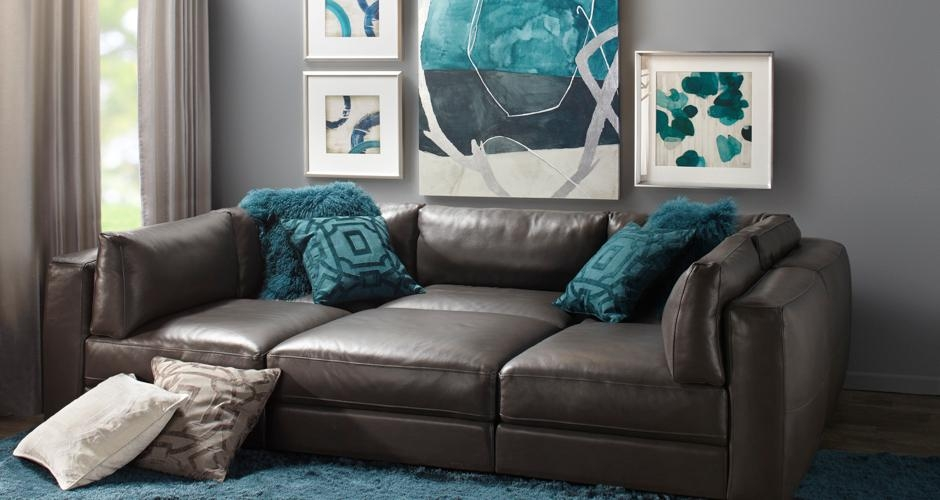 Modular Sofas | Affordable & Chic Sectionals | Z Gallerie Inside Modular Sofas (Image 14 of 20)