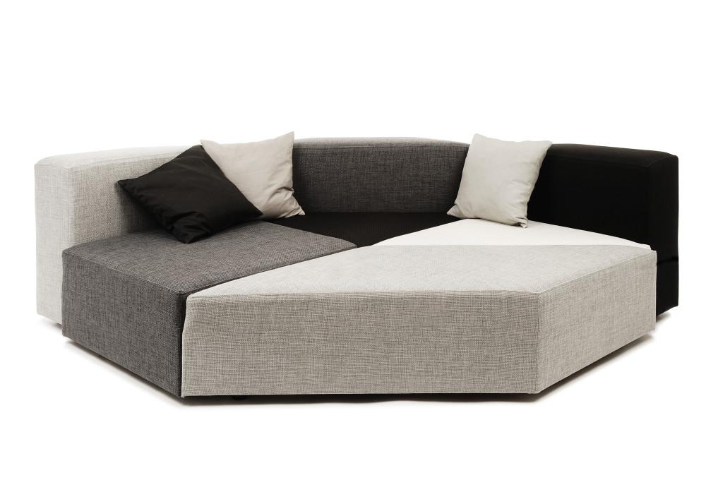 Modular Sofas For Small Spaces | Ispow Throughout Small Modular Sofas (Image 17 of 20)