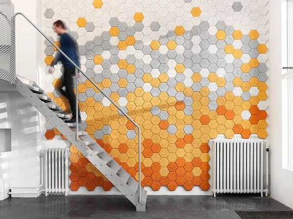 Modular Wall Tiles From Sweden | Shannon Del Vecchio's Blog In Modular Wall Art (Image 15 of 20)
