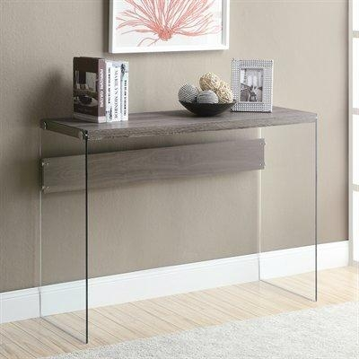 Monarch Specialties I 3055 Sofa Table | Lowe's Canada With Lowes Sofa Tables (Image 10 of 20)