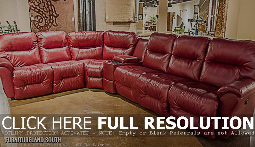 More Views. Corsica Red 3 Pc Power Reclining Sectional (View 11 of 20)