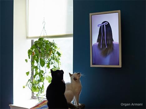 Moving Objects D'art: Dynamic Internet Art For Your Walls Within Electronic Wall Art (Image 14 of 20)