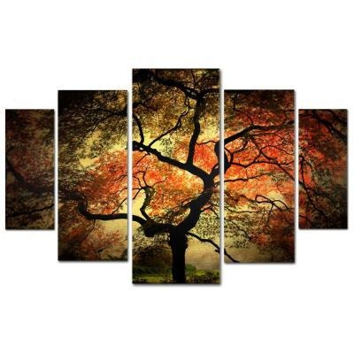 Multi Panel Wall Inspiration Graphic Panel Wall Art – Home Decor Ideas For Three Panel Wall Art (Image 10 of 20)