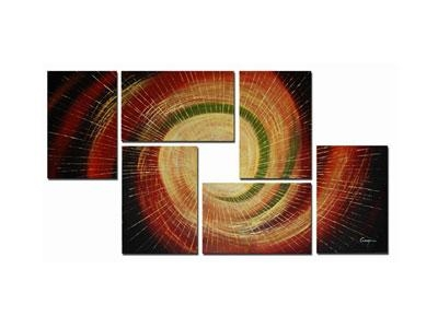 Multi Piece Wall Art U2013 Cheap Canvas Wall Art Sets U2013 Free Shipping  Pertaining To Multiple