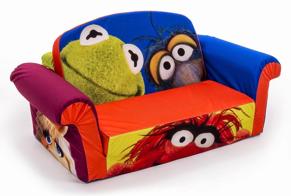 Muppet Stuff: Flip Open Sofa! For Flip Open Couches (Image 13 of 20)