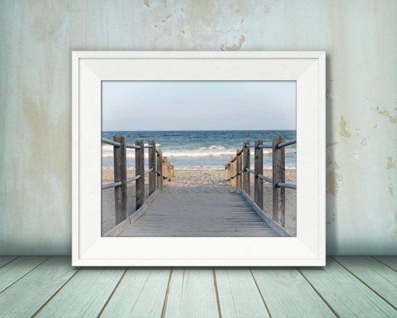 Myrtle Beach Wall Art Beach Photography Wall Decor Beach Throughout Beach Theme Wall Art (Image 13 of 20)