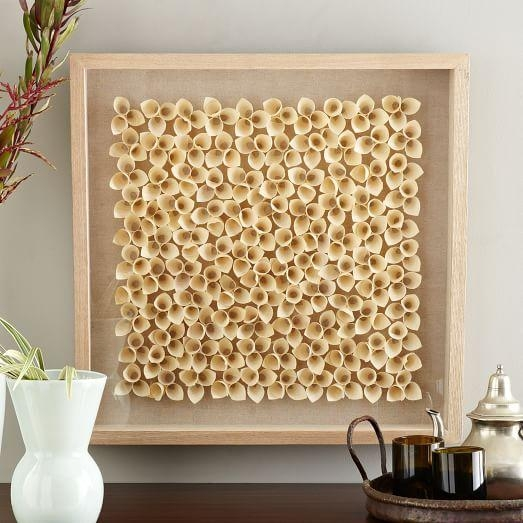 Nature Of Wood Wall Art – Light Wood | West Elm With Regard To Natural Wood Wall Art (Image 14 of 20)