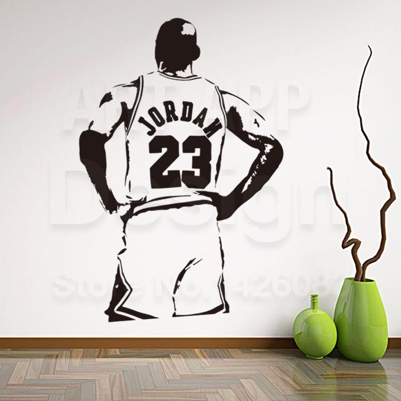 Nba Wall Decals Reviews – Online Shopping Nba Wall Decals Reviews For Nba Wall Murals (View 20 of 20)