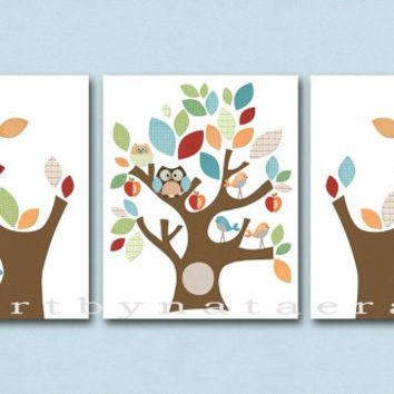 Neutral Nursery Canvas Art Baby Room From Artbynataera On Etsy With Nursery Canvas Art (Image 13 of 20)