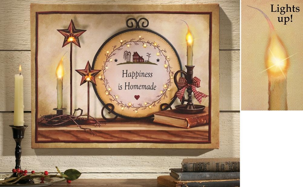New Primitive Country Web Art Gallery Country Wall Art – Home With Primitive Wall Art (Image 15 of 20)