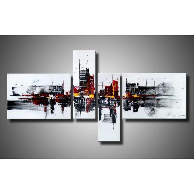 New Products : Canvas Art, Painting On Canvas For 4 Piece Canvas Art Sets (Image 16 of 20)