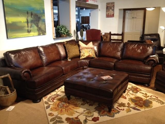 Nice Bernhardt Leather Sofa Buy The Bernhardt Perrin Leather Sofa Intended For Foster Leather Sofas (View 2 of 20)