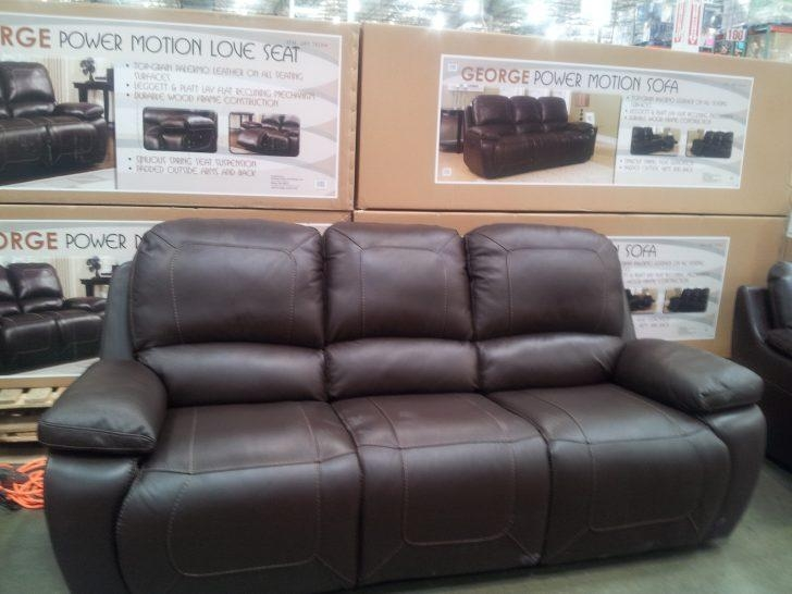 Nice Cheers Clayton Leather Sofa Costco Review For Your Budget For Cheers Leather Sofas (View 12 of 20)