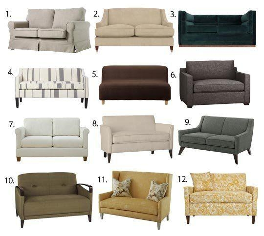 Nice Sample Small Couches For Small Rooms Interior Room – Best With Small Bedroom Sofas (View 17 of 20)