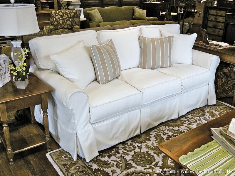 Nice Slipcovers For Sleeper Sofas Sure Fit Stretch Pearson Full 3 With Slipcovers For Sleeper Sofas (Image 7 of 20)