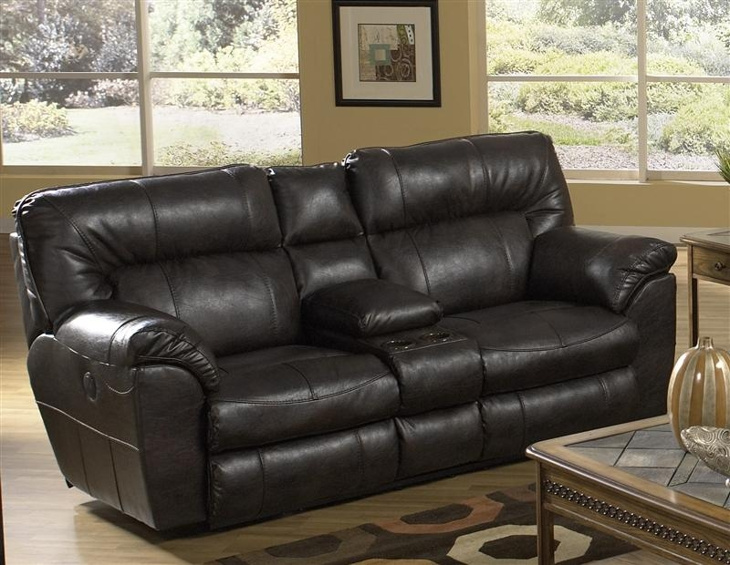 Lovely Nolan 2 Piece Leather Power Reclining Sofa Setcatnapper U2013 64041 S  Pertaining To Catnapper Recliner Sofas