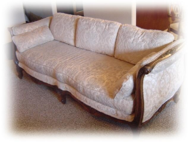 Notes From A Cottage Industry: 33 Posts From May 2007 In Brocade Sofas (Image 9 of 20)