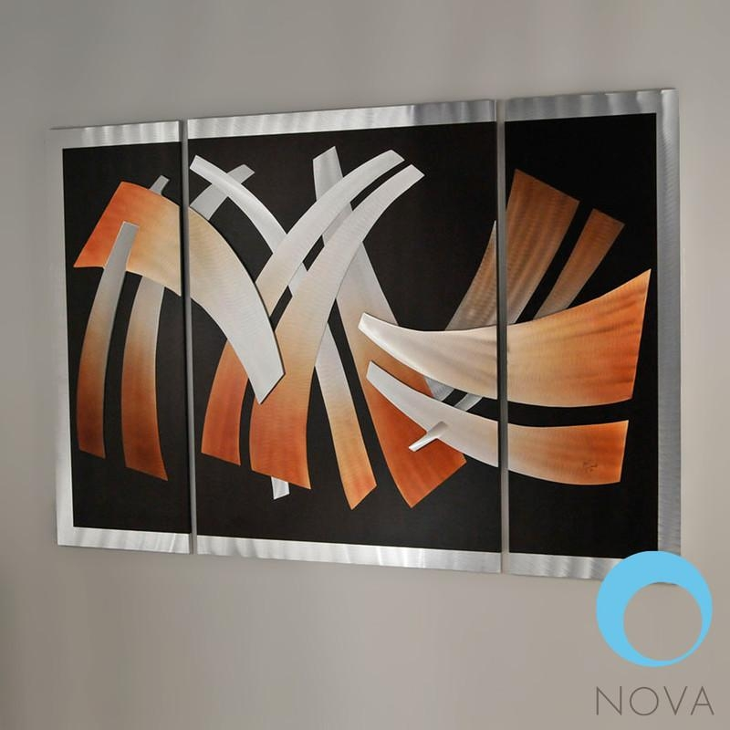 Nova Intrusion |Nova Intrusion Wall Artjon Gilmore Designs Within Nova Wall Art (Image 4 of 20)