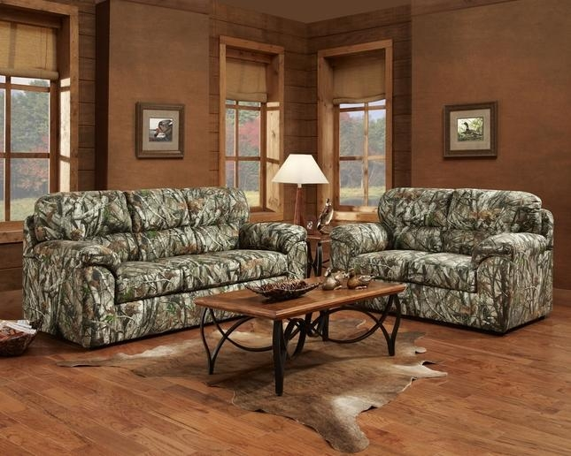 Featured Image of Camouflage Sofas