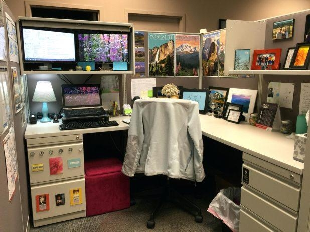 Office Design: Office Cubicle Wall Accessories (View 12 of 20)