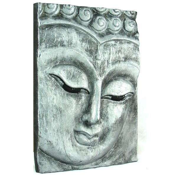 20 Best Collection Of Silver Buddha Wall Art Wall Art Ideas