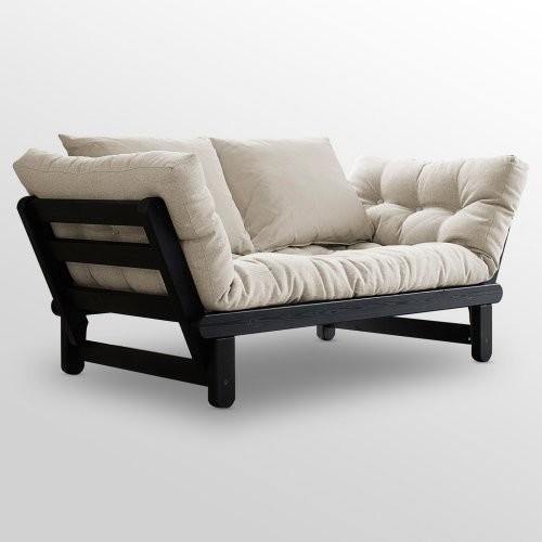 Omni Futon Sofa Bed – S3Net – Sectional Sofas Sale : S3Net Throughout Small Black Futon Sofa Beds (Image 18 of 20)
