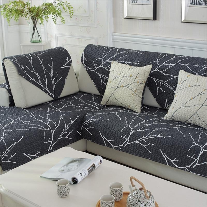 Online Buy Wholesale Black Sofa Slipcover From China Black Sofa Pertaining To Black Sofa Slipcovers (View 11 of 20)
