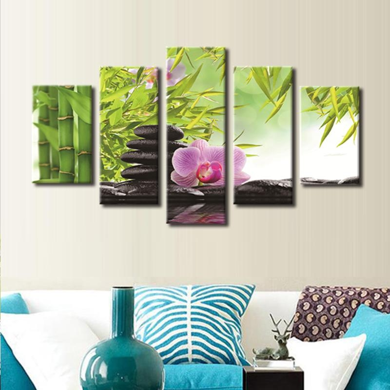 Online Buy Wholesale Feng Shui Wall Art From China Feng Shui Wall Throughout Feng Shui Wall Art (View 2 of 20)