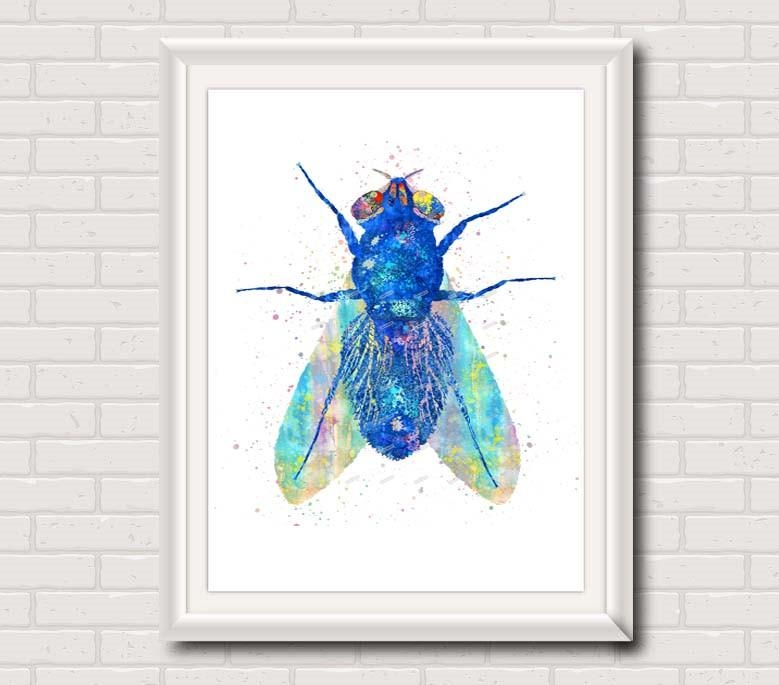 Online Buy Wholesale Insect Art From China Insect Art Wholesalers Within Insect Wall Art (View 7 of 20)