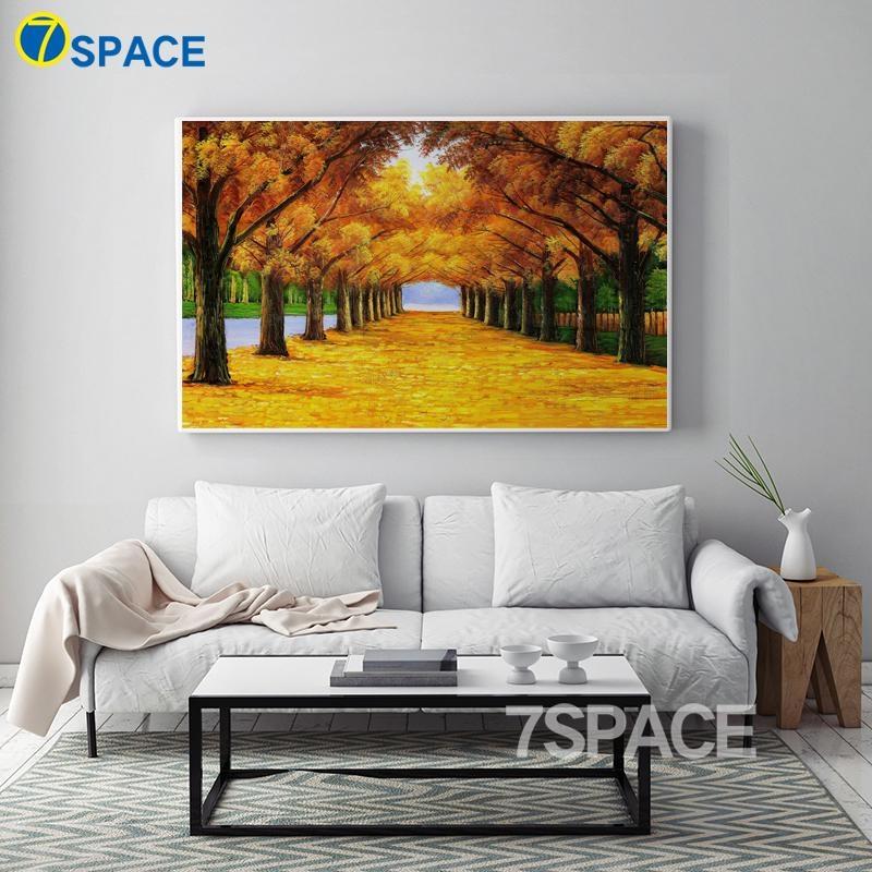 Online Buy Wholesale Large Horizontal Wall Art From China Large Throughout Large Horizontal Wall Art (View 6 of 20)